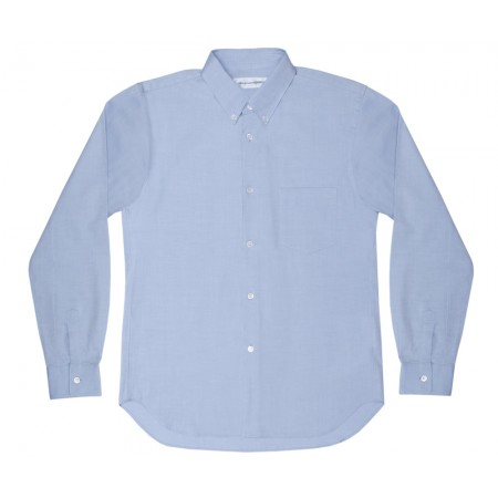 CDG Shirt Forever (CDGS6PLC 8 Blue Oxford)   Small Button Down   CDG Shirt Forever   Comme Des Garçons