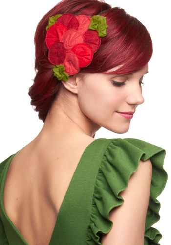 Bouquet or Nay Headband | Mod Retro Vintage Hair Accessories | ModCloth.com