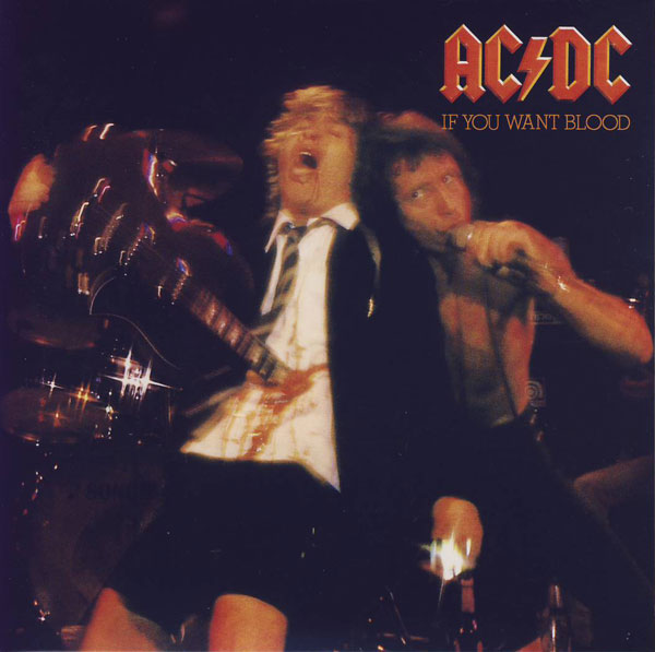 Images for AC/DC - If You Want Blood You've Got It