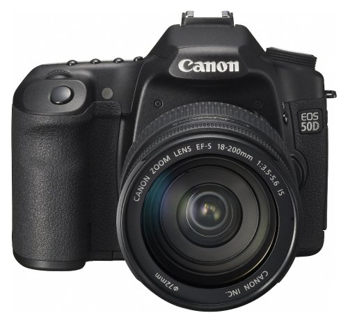 Canon EOS 50D Preview by Ben Weeks - Warehouse Express