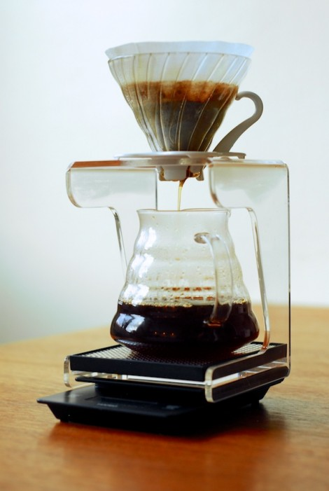 The Hario Drip Scale « Dear Coffee, I Love You. | A Coffee Blog for Caffeinated Inspiration.