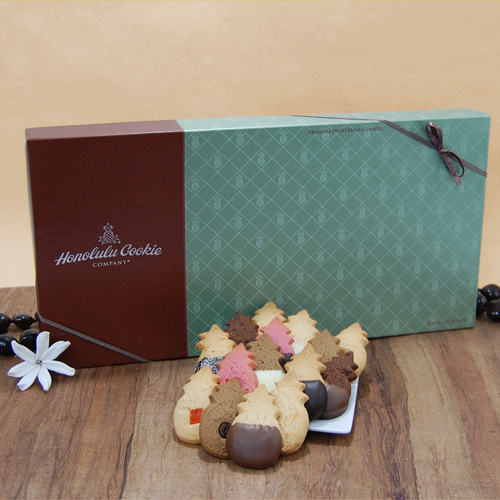 Ultimate Collection XLarge Signature Gift Box (55 pc)-Honolulu Cookie Company