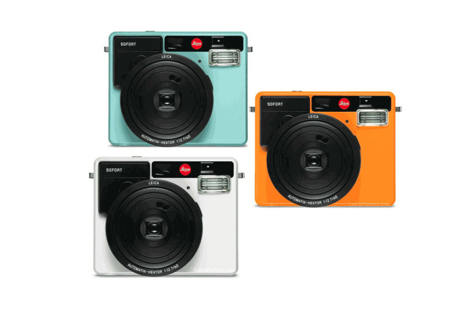 Leica's New Sofort Instant Camera Has Been Confirmed Ahead of Its Official Unveiling | Highsnobiety