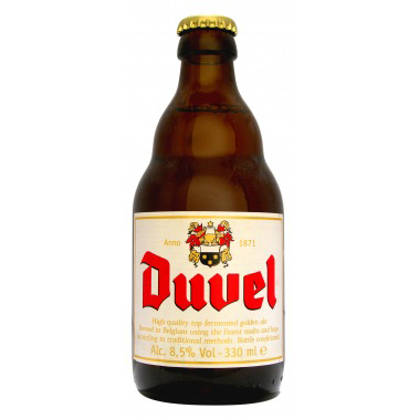 Duvel (Top Fermented) Special Golden Ale. -330ml : Soho Wines and Spirits, Hong Kong Wine Store