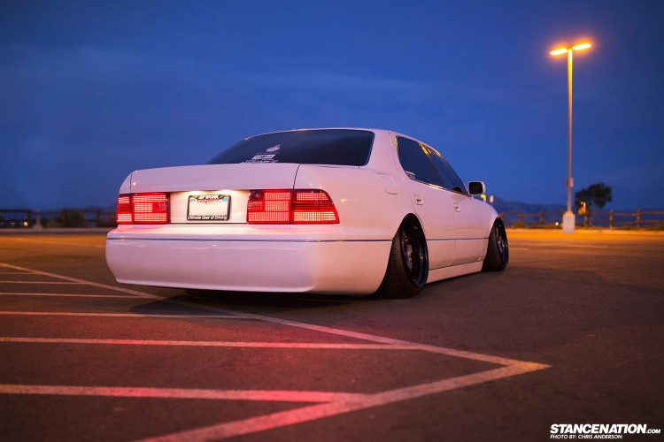 The Never Ending Project // Elvis' Lexus LS400. | StanceNation™ // Form > Function