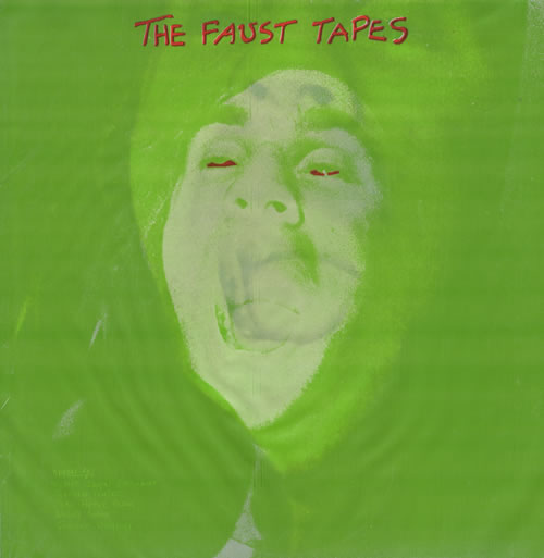 Faust The Faust Tapes UK LP RECORD (521240)