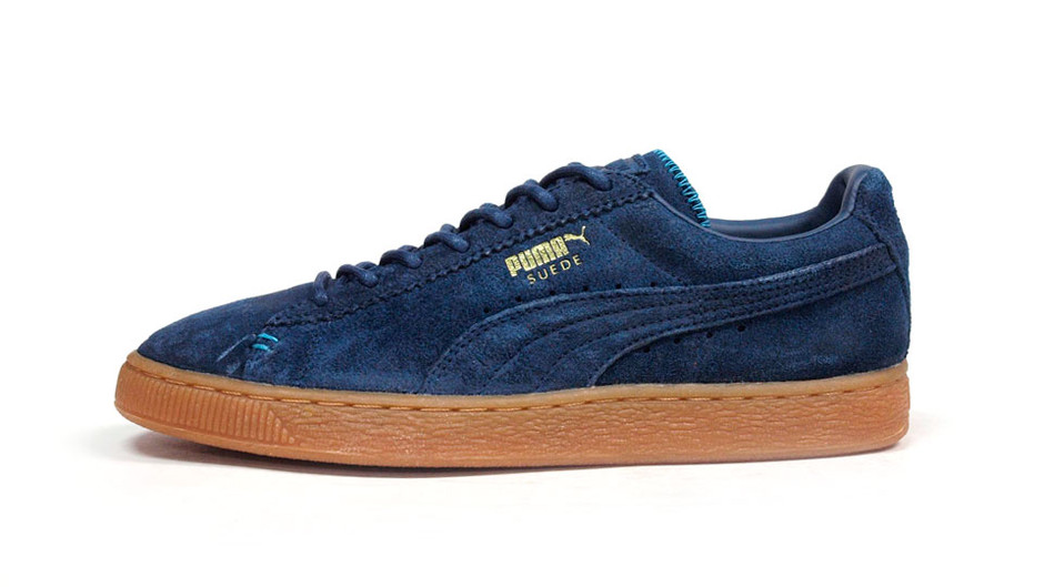 SUEDE CLASSIC CRAFTED 「LIMITED EDITION」 NVY/GUM プーマ Puma   ミタスニーカーズ ナイキ・ニューバランス スニーカー 通販