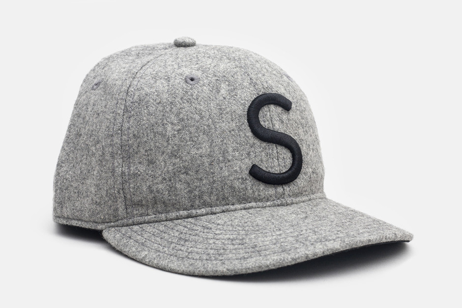 Rich S Logo Fitted | Saturdays