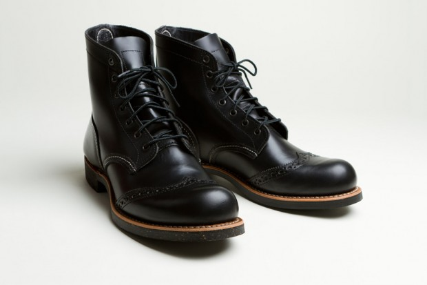 Red Wing 2012 Fall 6″ Brogue Rangers Preview | Hypebeast