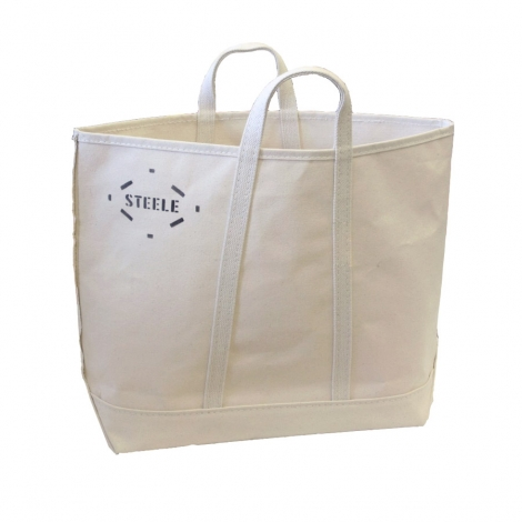 """The """"Steele"""" Tote Bag from Steele Canvas Basket"""