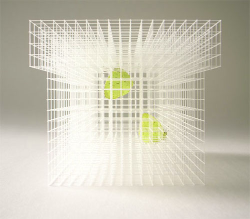 Insect Cage by Ryuji Nakamura | Daily Icon