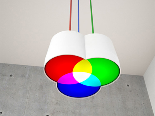 RGB Light by Fabian Nehne and Martin Meier