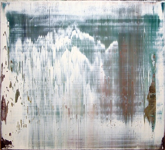 artnet Galleries: Abstraktes Bild (800-3) by Gerhard Richter from Barbara Mathes Gallery