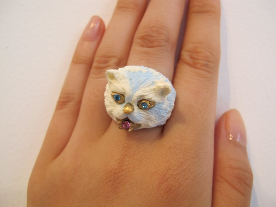 ANOCOLOE: CAT RING