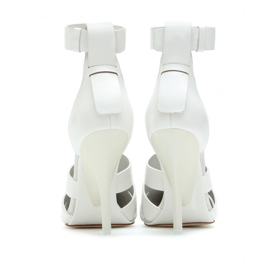 mytheresa.com - Alexander Wang - JOAN PUMPS WITH CUT-OUT DETAIL - Luxury Fashion for Women / Designer clothing, shoes, bags