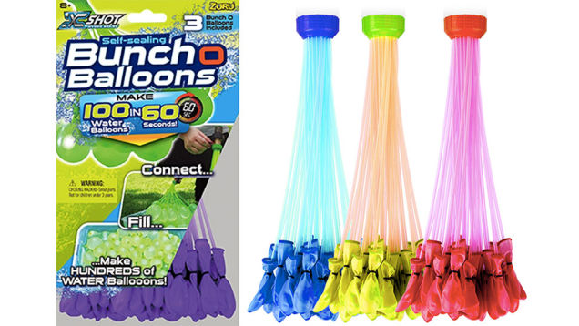 You Can Buy That Magic '100 Water Balloons in a Minute' Rig Soon