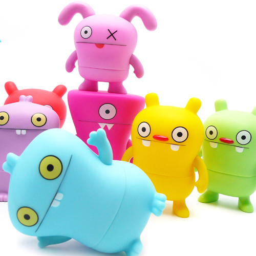 UGLYDOLL ACTION FIGURE | Flickr - Photo Sharing!