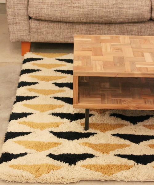 ACME FURNITURE / 【WEB限定】TRIGON RUG 160*120(ラグ/マット) - ZOZOTOWN