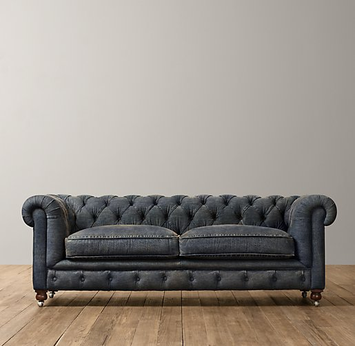 "58"" Mini Kensington Sofa 