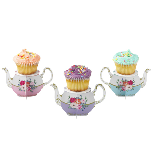 Truly Scrumptious-Teapot Cake Stands-Talking Tables Designers of Stylish Partyware
