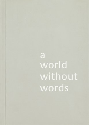 Amazon.co.jp: A World Without Words: Jasper Morrison: 洋書
