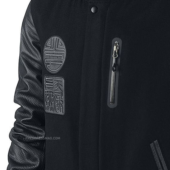 "Nike - Kobe Chapter One Destroyer Jacket - ""Year of the Snake"" Edition 