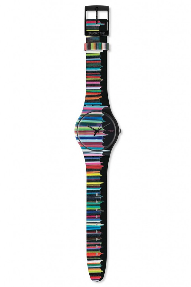 plussixfive | Online Magazine for Fashion, Lifestyle, Art, and Culture Within The +65 State » Swatch X Markus Linnenbrink