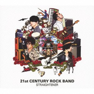 Amazon.co.jp: 21ST CENTURY ROCK BAND (10th Anniversary Edition盤)(2DVD付): 音楽