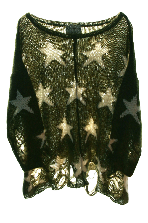 SEEING STARS - LENNON SWEATER - Wildfox Couture Japan - Wildfox Couture
