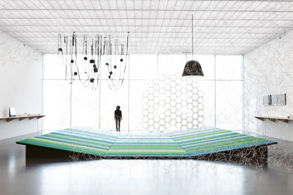 Ronan and Erwan Bouroullec: Bivouac | Exhibitions | MCA Chicago