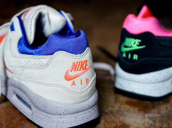 "Nike Air Max Light ""Safari Edition"" – Size? Exclusive 