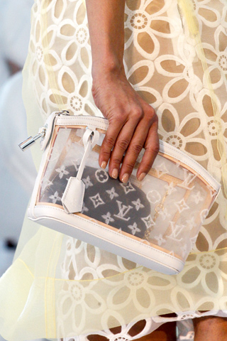 Louis Vuitton Spring 2012 Ready-to-Wear Details Slideshow on Style.com