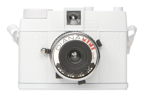 Diana Mini White - Lomography Shop