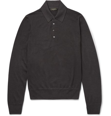Berluti - Wool Polo Shirt