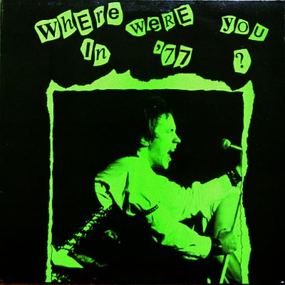 Sex Pistols/Where Were You In '77? - Vinyl bootleg of The Beatles - Yahoo!ブログ