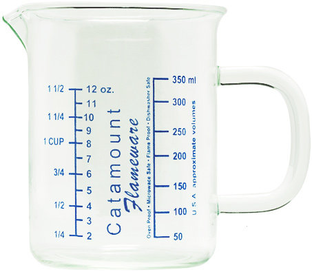 Borosilicate Glass Measuring Cup - Kaufmann Mercantile Store