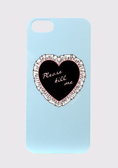 "【G.V.G.V.】""PLEASE KILL ME"" I-PHONE CASE(5,5S用) NEW ITEMS 