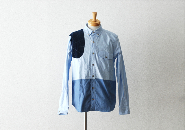 "FILSON×nanamica (フィルソン×nanamica) ""SHOOTING SHIRT"" Digital-Mountain"