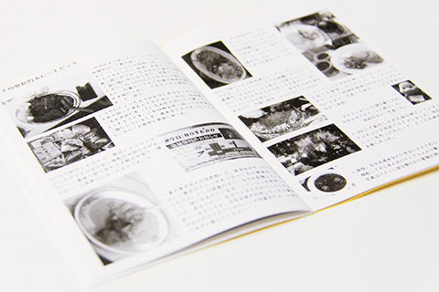 curry note 2013 - Lilmag----zine and other publications.