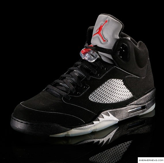AIR JORDAN V (5): 1989-90 | SneakerNews.com