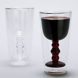 Shadow Glassware - set of 4 review at Kaboodle