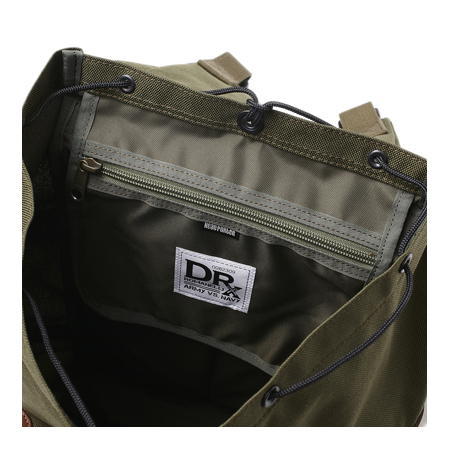 JUNGLE RUMBLE RUCKSACK / RUCK SACK|DRxRomanelli|HEADPORTER OFFICIAL ONLINE STORE|ヘッドポーター オンラインストア