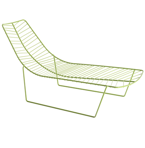 Chaise Longue Leaf - Leaf Day Bed chaise longue