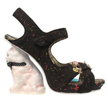 Irregular Choice | Xhr-list | Trainers | Mouse Trap