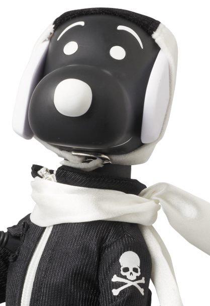 MEDICOM TOY - VCD SNOOPY(ASTRONAUTS mastermind JAPAN Ver.)