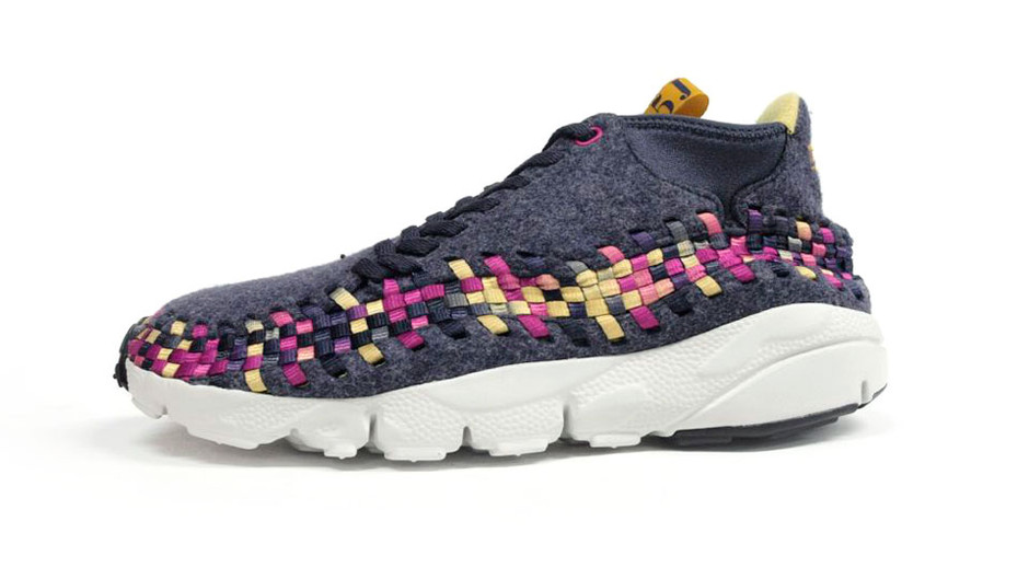 AIR FOOTSCAPE WOVEN CHUKKA 「LIMITED EDITION for EX」 GRY/PPL/PINK ナイキ NIKE | ミタスニーカーズ|ナイキ・ニューバランス スニーカー 通販