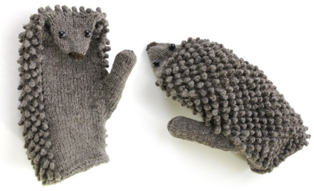 Morehouse Farm Merino    Knitting Kits    Hedgehog Mittens KnitKit