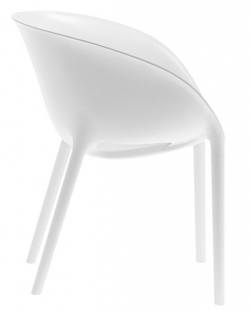 Driade Store - Soft egg chair (set of 4 pcs) - Owo design Furniture and Tableware - online store