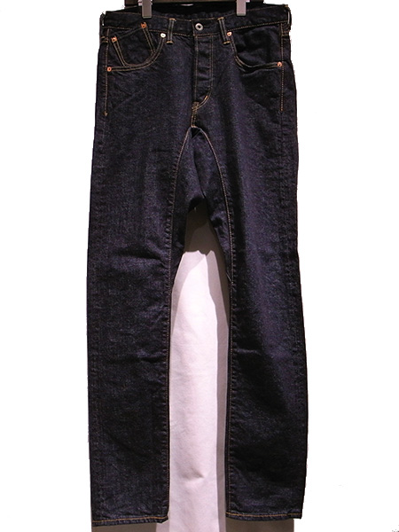 STRETCH TAPERED FIT JEAN ONE WASHED「DIVERSE」