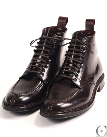 Alden Alden Context Number 8 Shell Cordovan Tanker Boot Pre-Order 1 - CONTEXT CLOTHING - Free Shipping!